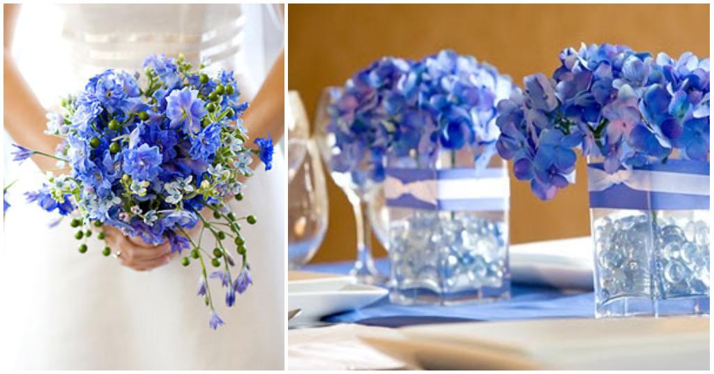 decoracao de igreja para casamento azul e amarelo : decoracao de igreja para casamento azul e amarelo:Eventos e Cerimonial: Azul nos Casamentos !!!