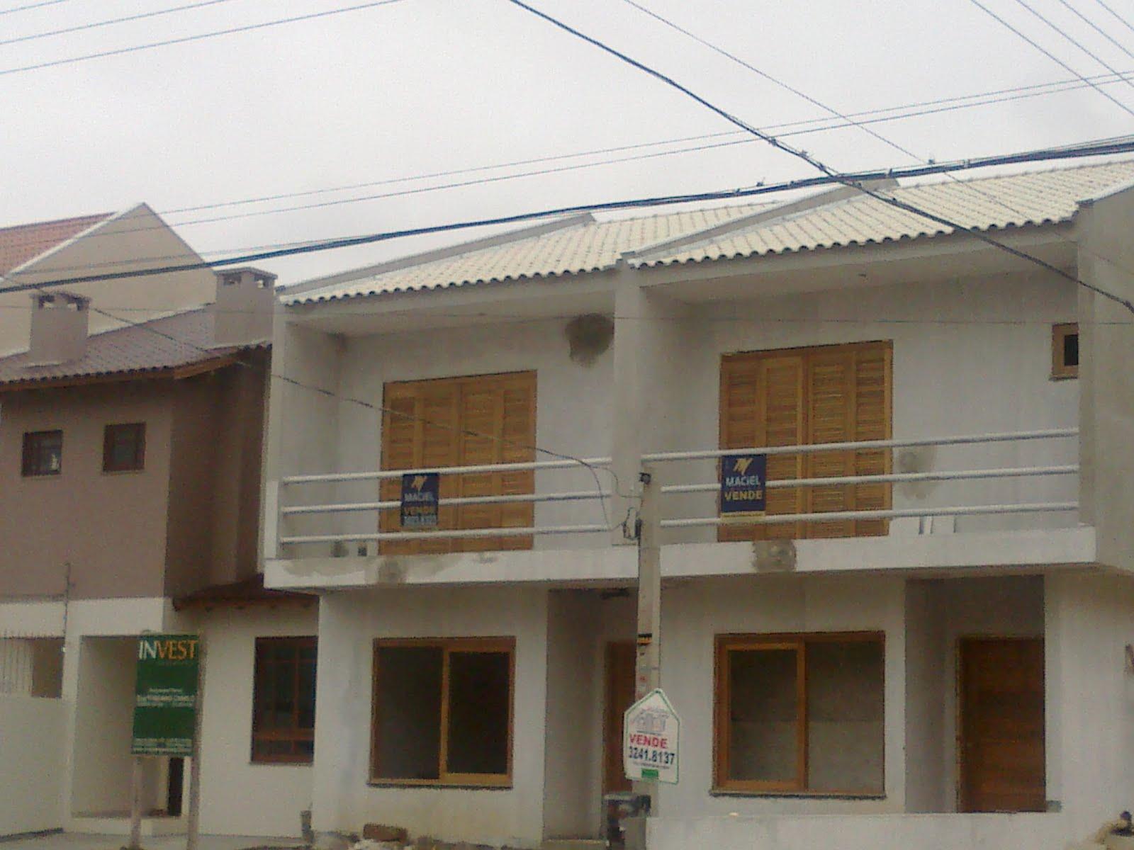 Casas A Venda No Caminho Do Sol Porto Alegre Segunda Parte