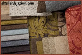 Consejos para tapizar - Telas chenille para tapizar ...