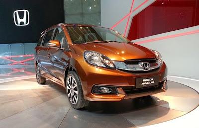 Mobil MPV murah dari Honda