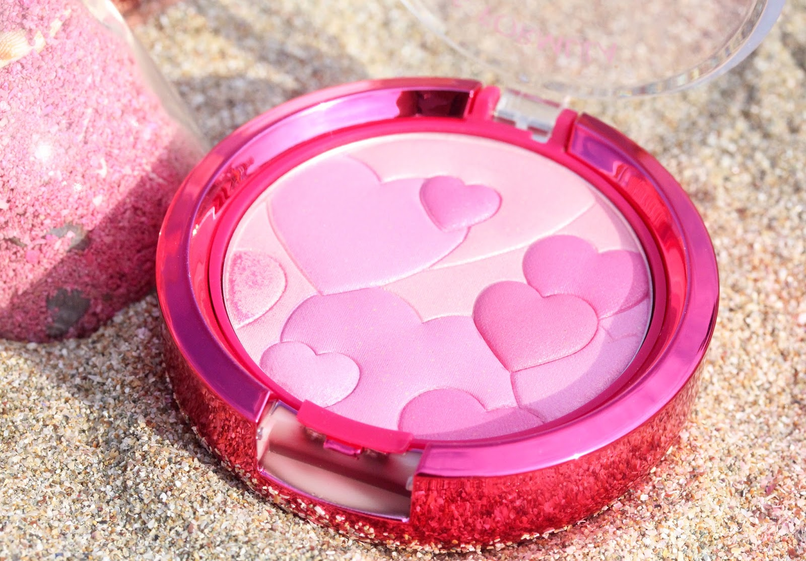 physicians formula happy booster blush in Pink