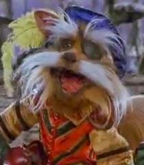 Sir Didymus dans Labyrinthe, de Jim Henson (1986)