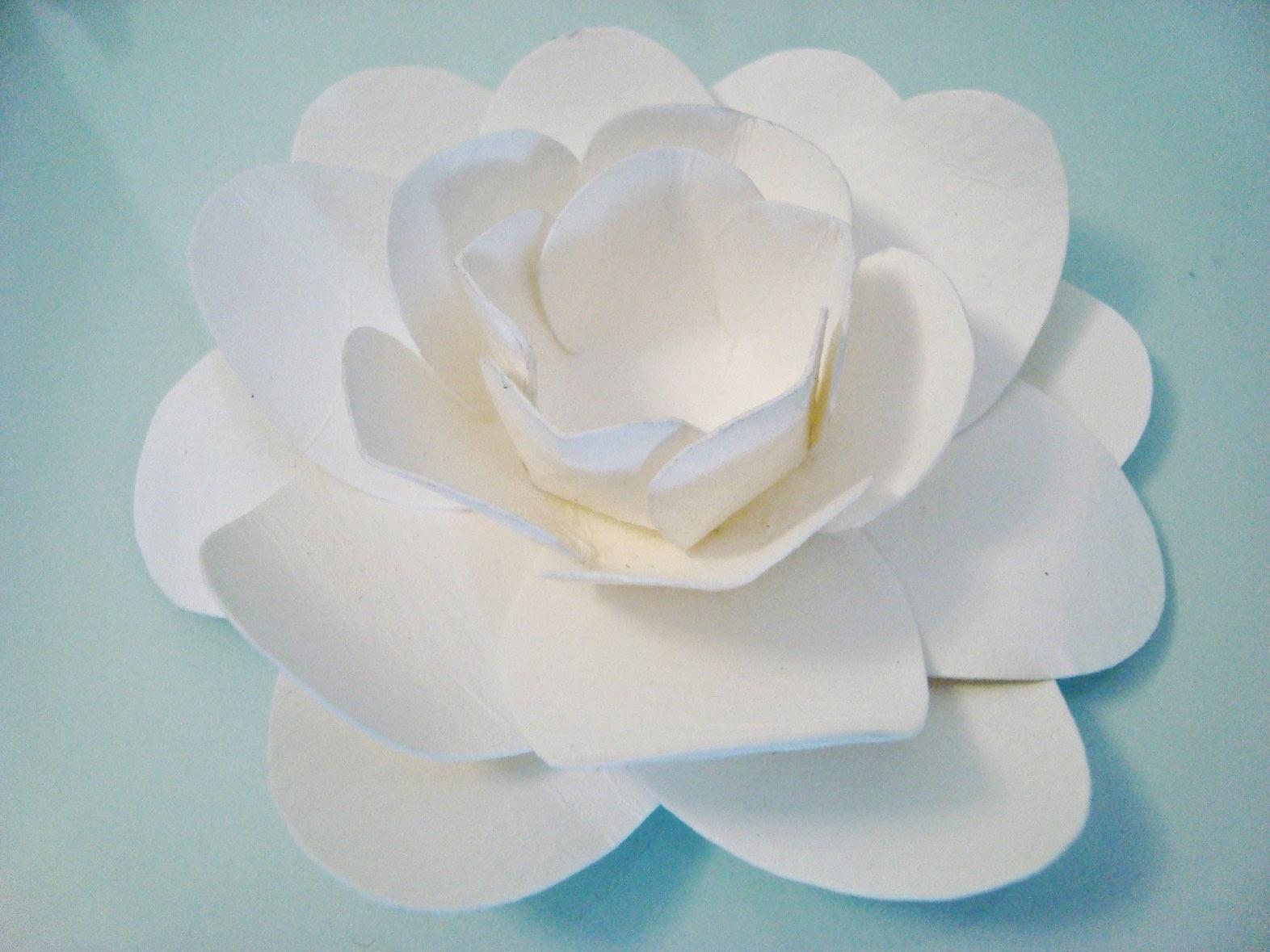 Gardenia_papel