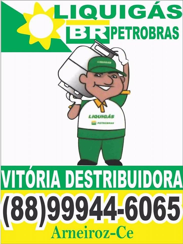 Vitória Distribuidora de Gás - Arneiroz. 9.9944-6065.