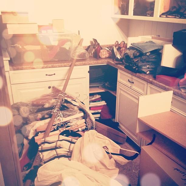 closet fail