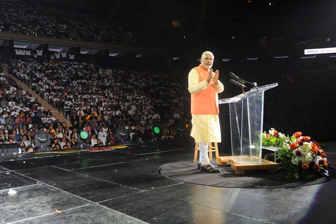 Narendra Modi's - Madison Square Garden