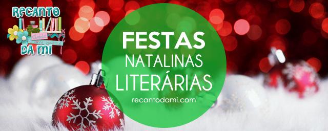 Festas Natalinas Literárias