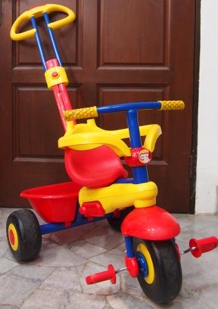 Juaimurah Little Tikes Tricycle With Parent Handle