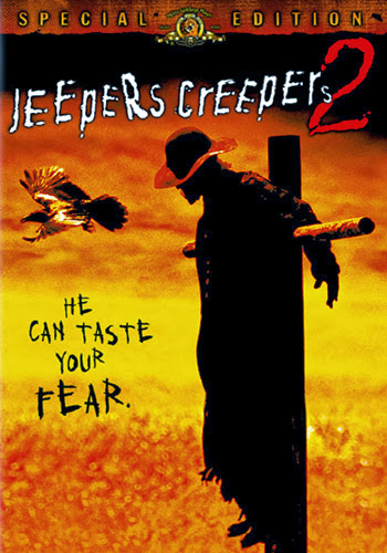 Jeepers Creepers 2 2003 BRRip Dual audio English- Hindi 400mb