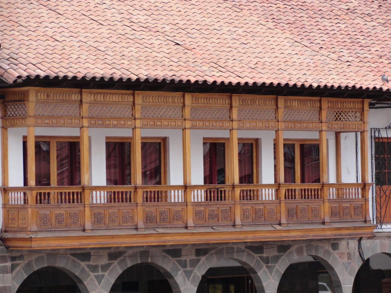 Viajes en moto en 15x30 cusco 6 de septiembre - Balcones de madera ...