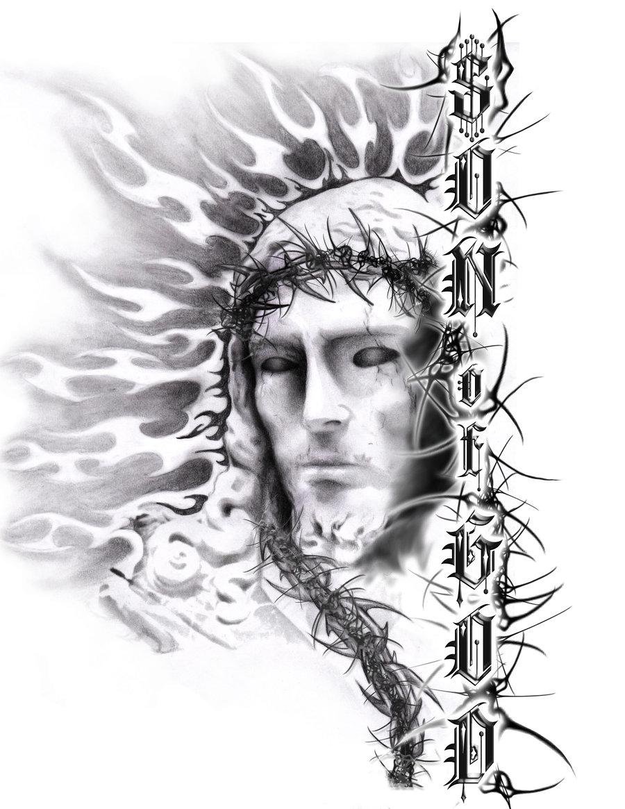 Griffe tattoo tattoo jesus for God s son tattoo