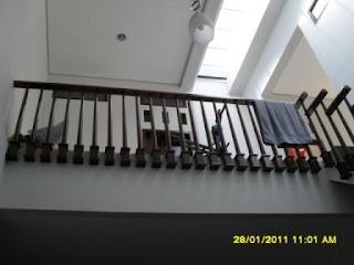 ralling tangga