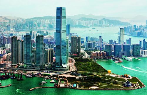 Hotel Ritz Carlton - Hong Kong