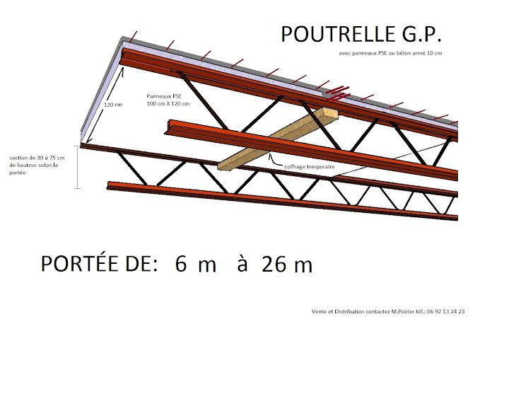 POUTRELLE G.P.