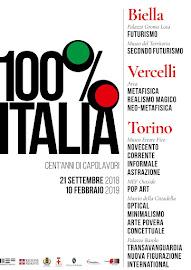 """Alla mostra """"100% Italia"""" cento anni di capolavori"""