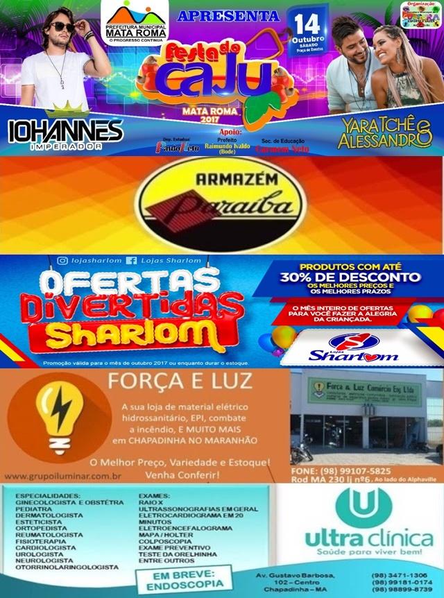 E-mail: blogdofoguinho@hotmail.com         Fone: (098) 99147-3880