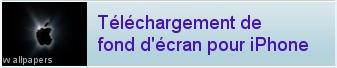 téléchargement de fonds d'écran pour iphone