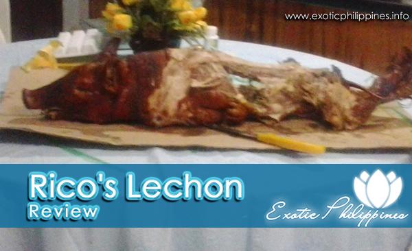 Ricos Lechon Review