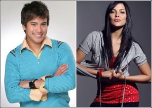 KC Concepcion and Sam Milby