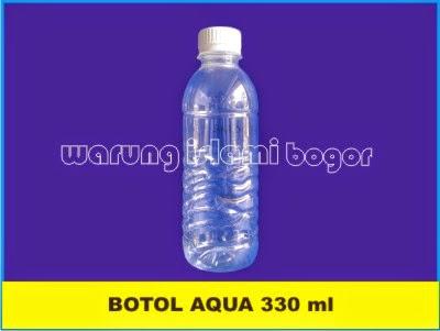 Jual Botol Air Mineral 330ml