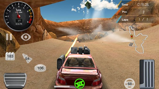 Armored Off-road Racing Apk