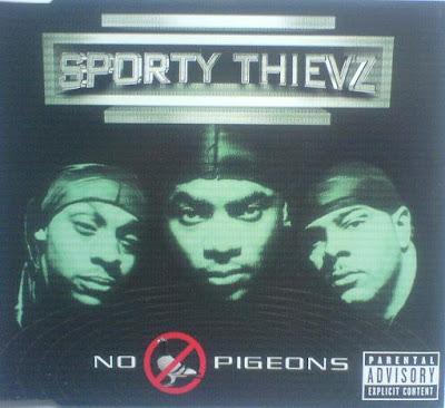 Sporty Thievz - No Pigeons (CDM) (1999) (320 kbps)