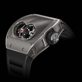 Pablo+MacDonough+Richard+Mille+RM+053 Audemars Piguet Royal Oak Concept GMT Tourbillon [SIHH 2014]