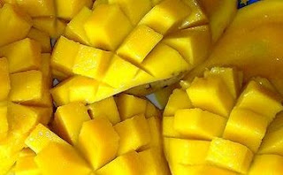 Mangoes are good for health