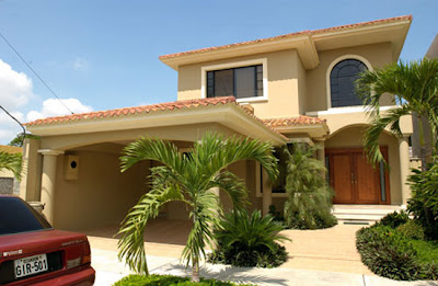 Fachadas de casas modernas y lujosas cocinas modernas for Fachadas de cocinas