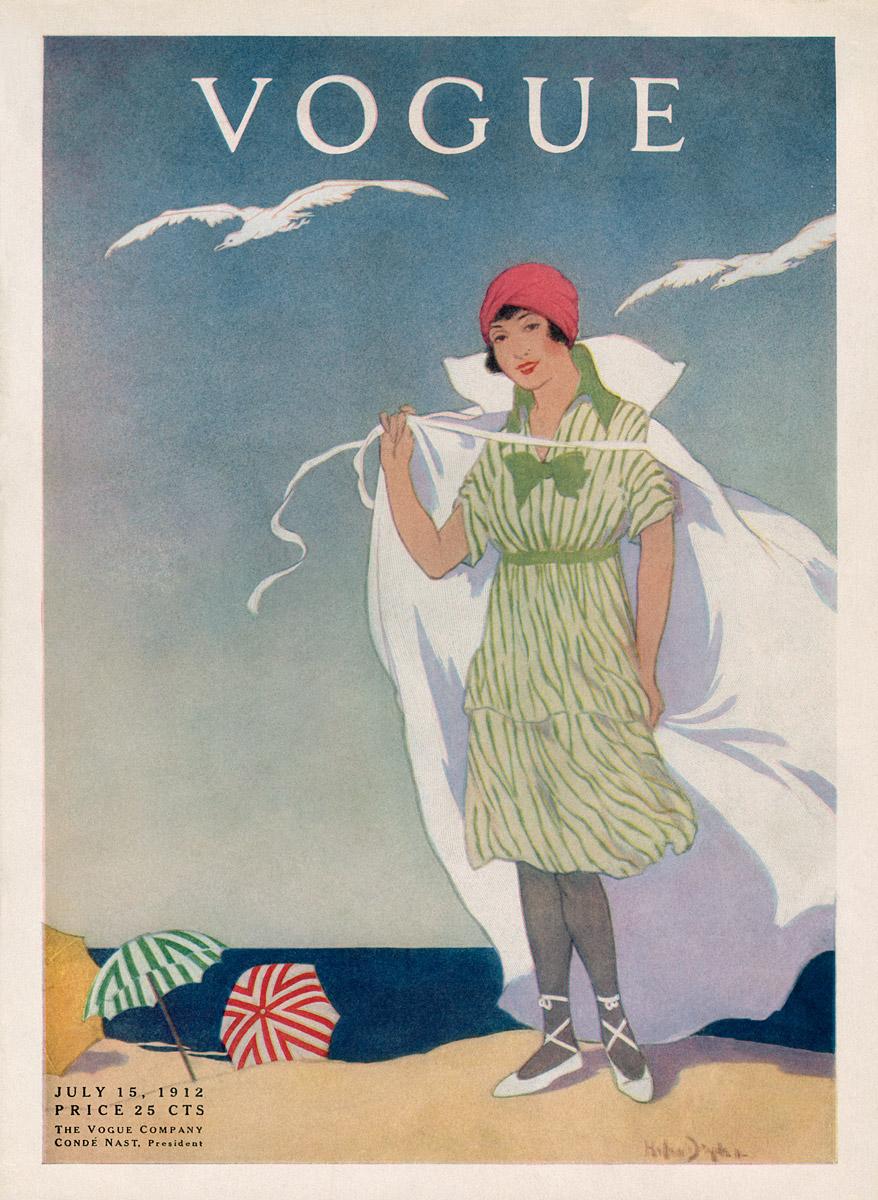 Fashion Through Time: WW1