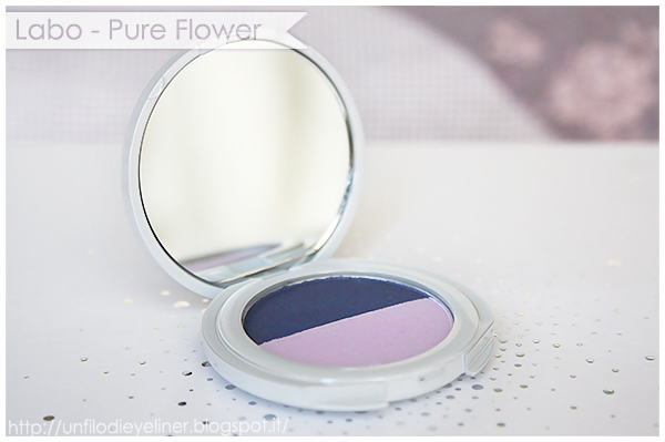 Labo Make Up - Pure Flower Make Up Swatches & Make up