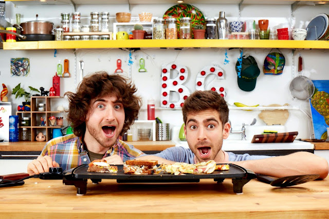 recipe, Brothers Green, MTV, food hacks