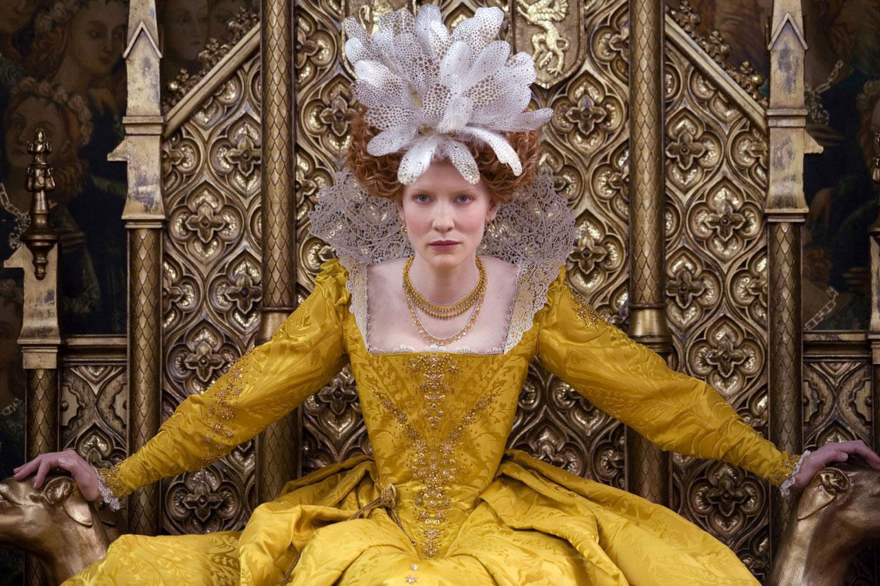 OVP: Elizabeth: The Golden Age (2007)