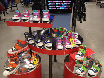 Kids Foot Locker top sneakers