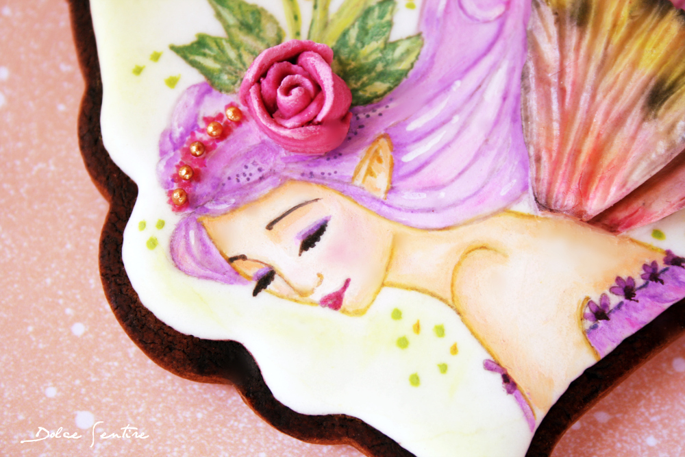 nuevos cursos de galletas decoradas Dolce Sentire y más novedades