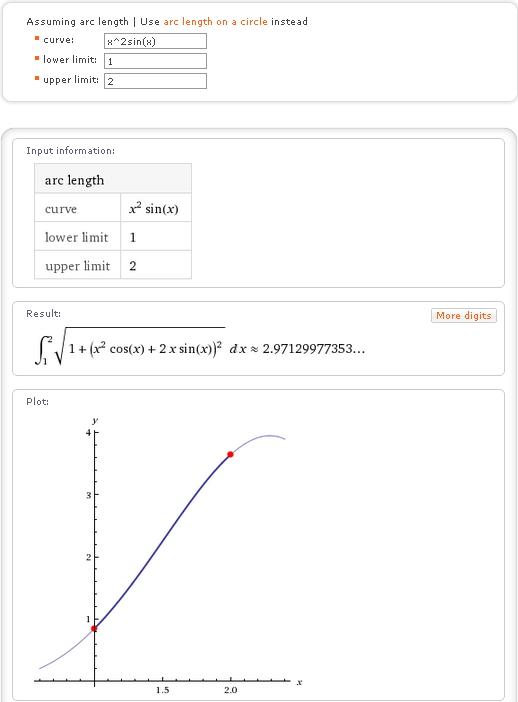 калькулятор для вычисление площадиюплоской фигуры