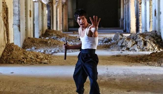 Bruce Lee Afghanistan