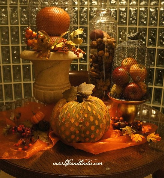 Pumpkins and Cloches