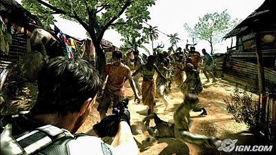 Free Download Resident Evil 5 Full Game