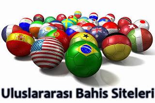 uluslararası bahis sitesi