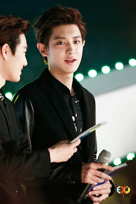 chanyeol melon music awards 2013