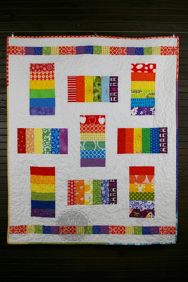 Sizzix Quilting Staples During Quiet Time