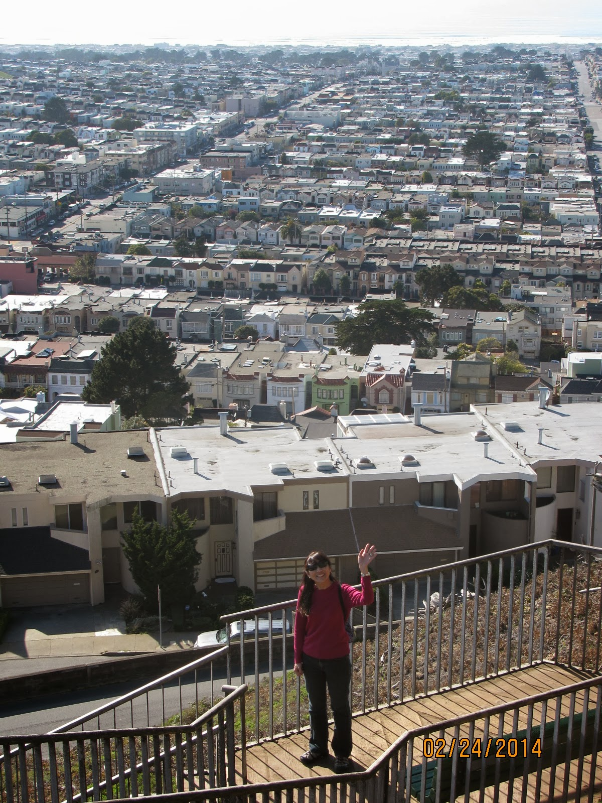 Grand View Park- View of San Francisco Residential