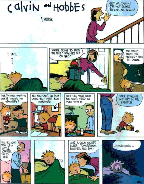 calvin and hobbes comic strips pdf