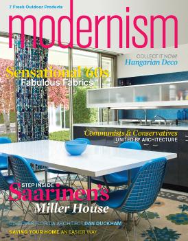 modernism is a quarterly magazine about 20th century modernist design