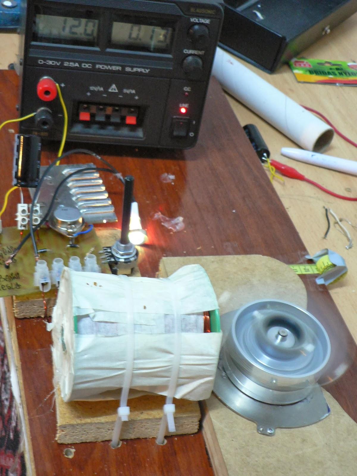 Circuito Motor Bedini : Ingenio triana proyecto bedini