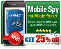 Mobile Spy Promotion