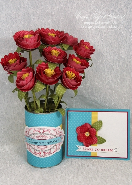 Patterned Posies Gift Set