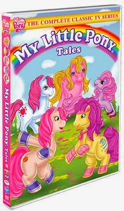 My Little Pony Tales: The Complete Classic TV Series cover