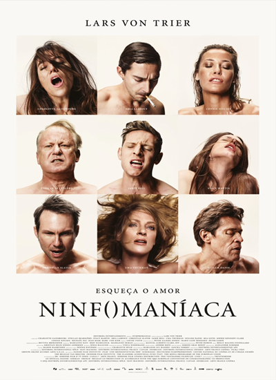Ninfomaniaca Vol 1 AVI Dual Audio DVDRip